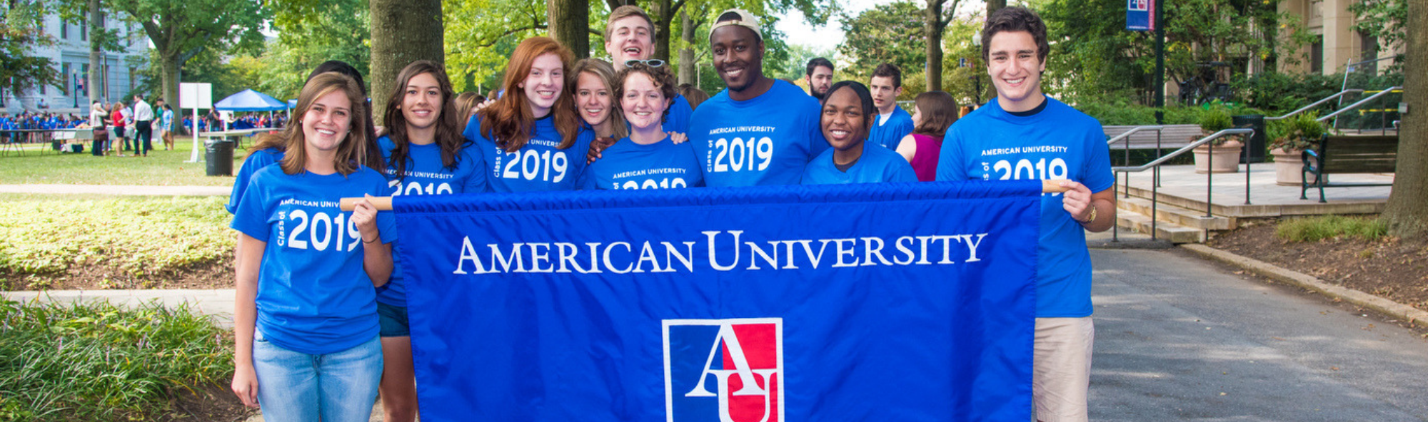Banner Image for - American University Crowdfunding